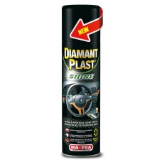 DIAMANT PLAST SHINE so silikónom - profi kokpit sprej 500ml