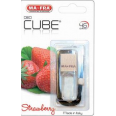 DEO- CUBE STRAWBERRY osviežovač do auta