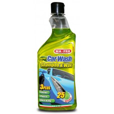 CAR WASH SHAMPOO 750ml     šampón s voskom